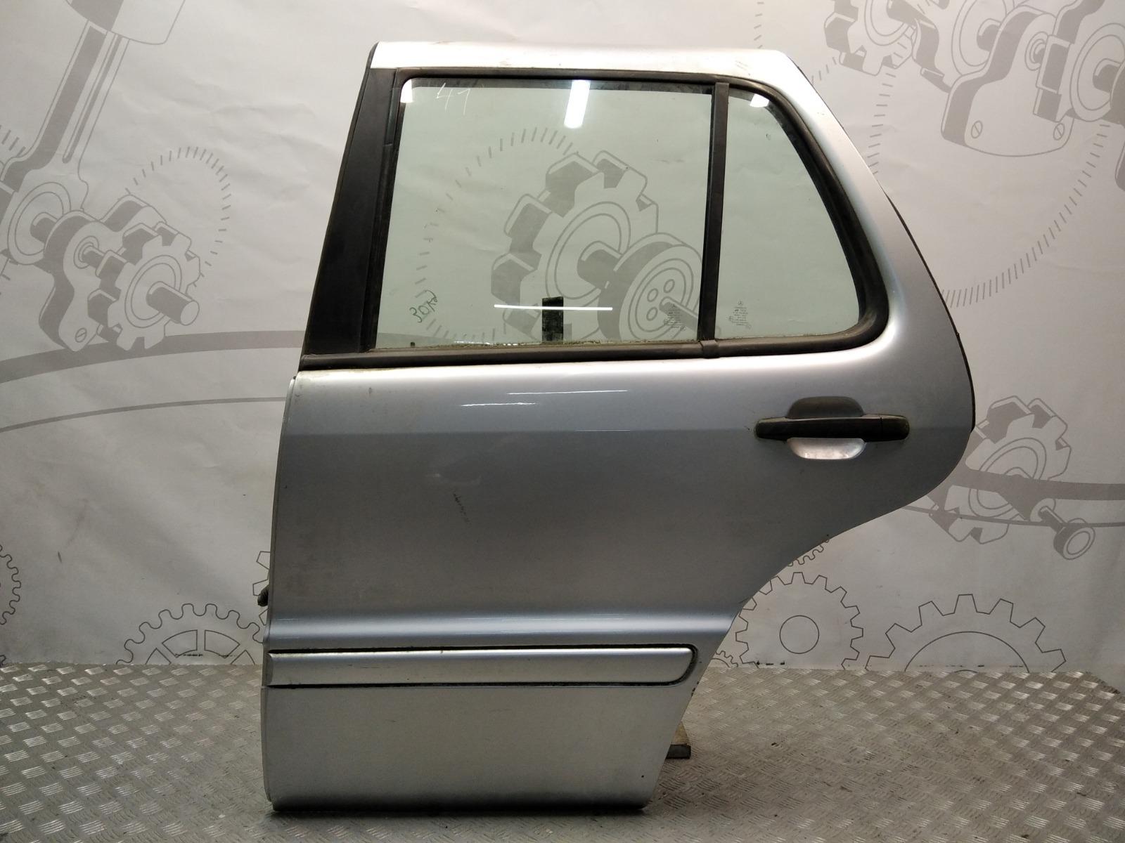 Дверь задняя левая Mercedes Ml W163 2.7 CRDI 2005 (б/у)