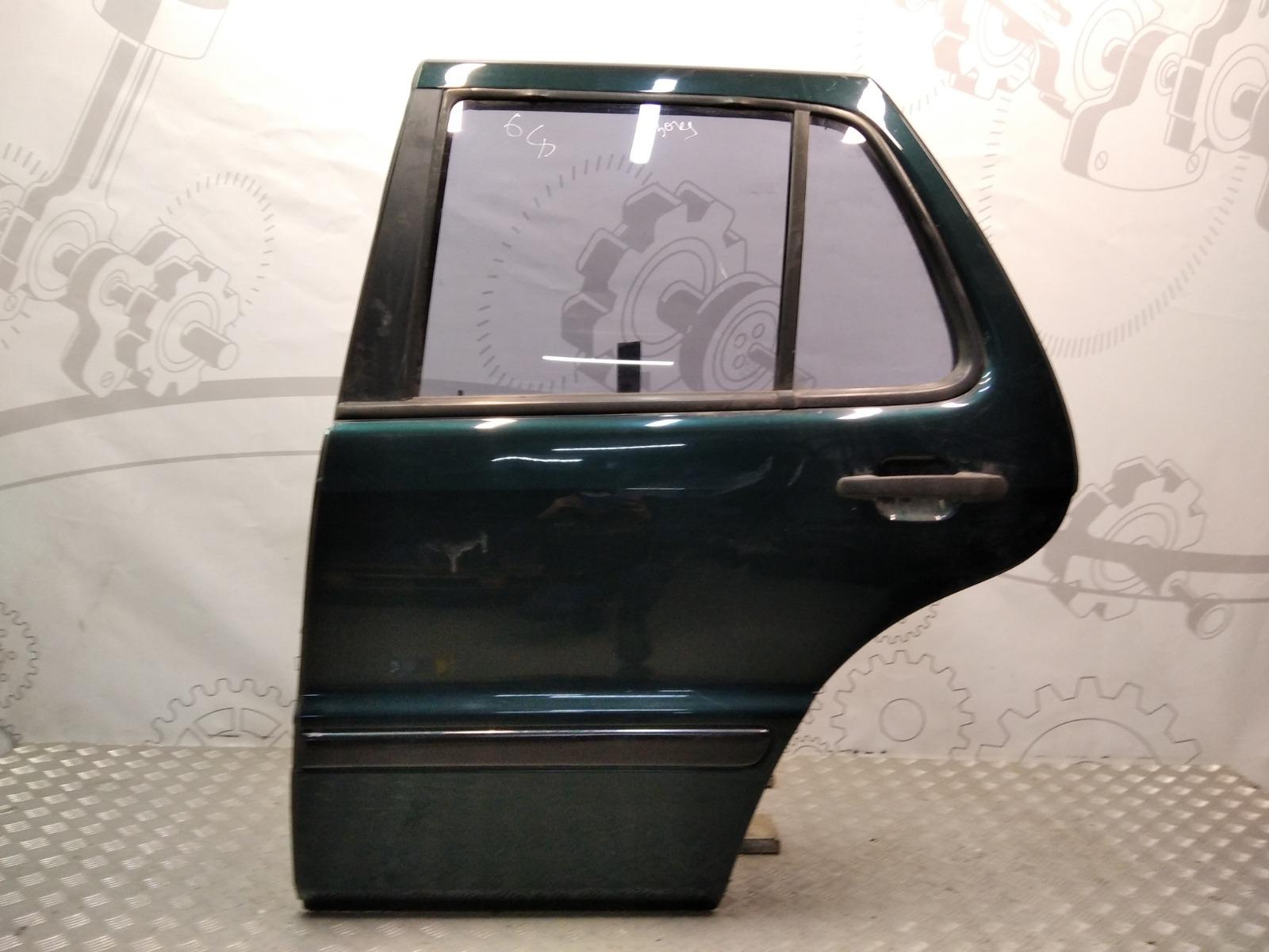 Дверь задняя левая Mercedes Ml W163 2.7 CRDI 2001 (б/у)