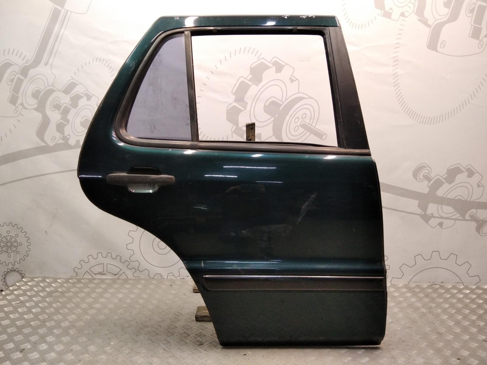 Дверь задняя правая Mercedes Ml W163 2.7 CRDI 2001 (б/у)