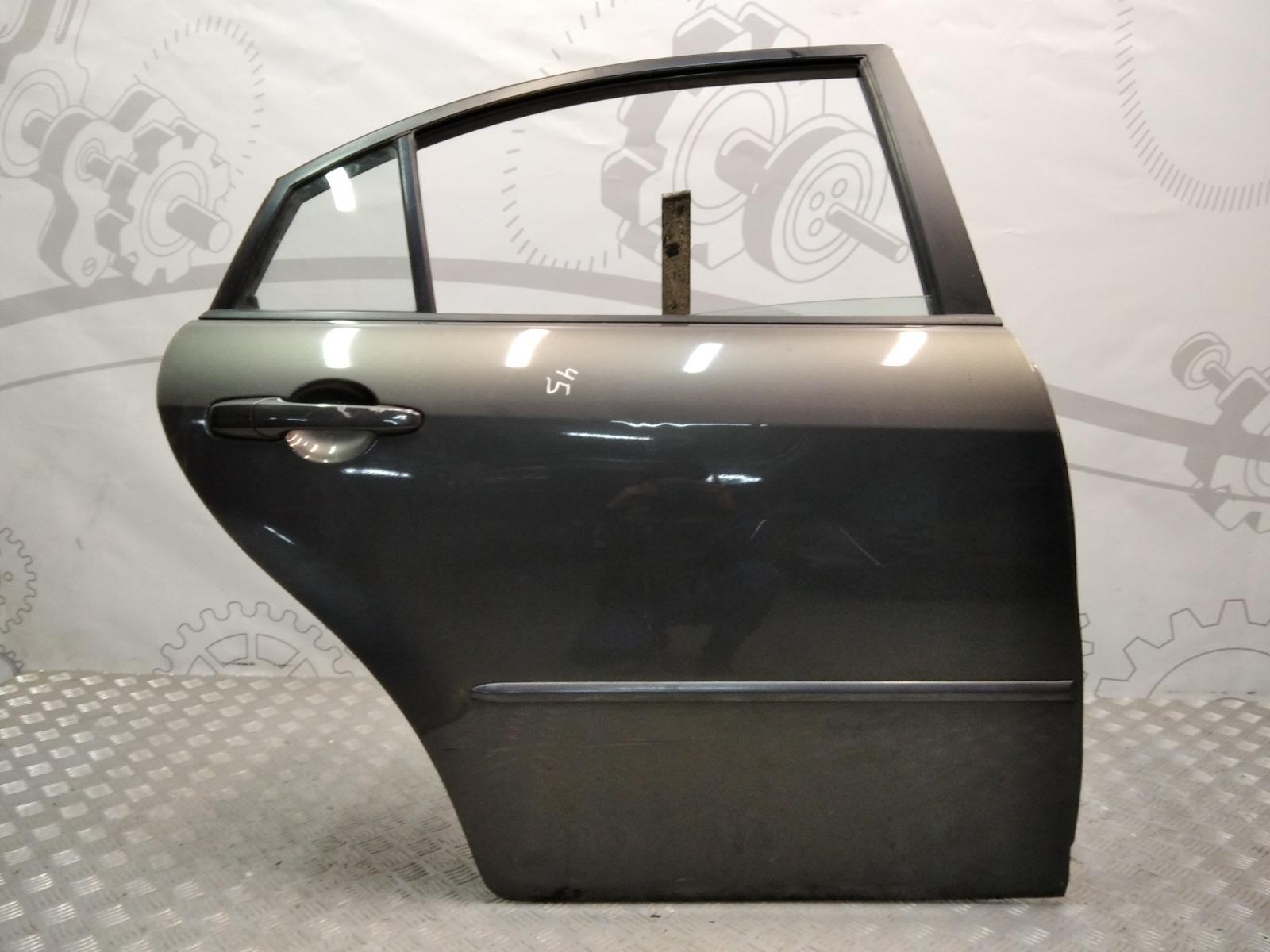 Дверь задняя правая Mazda 6 1.8 I 2007 (б/у)