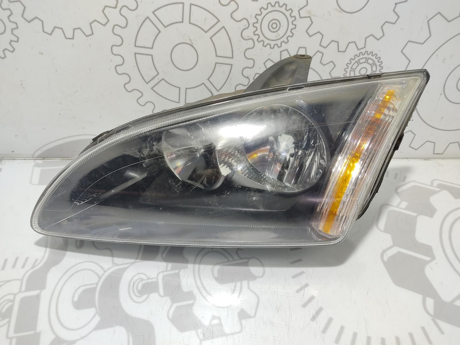 Фара левая Ford Focus 1.8 I 2007 (б/у)