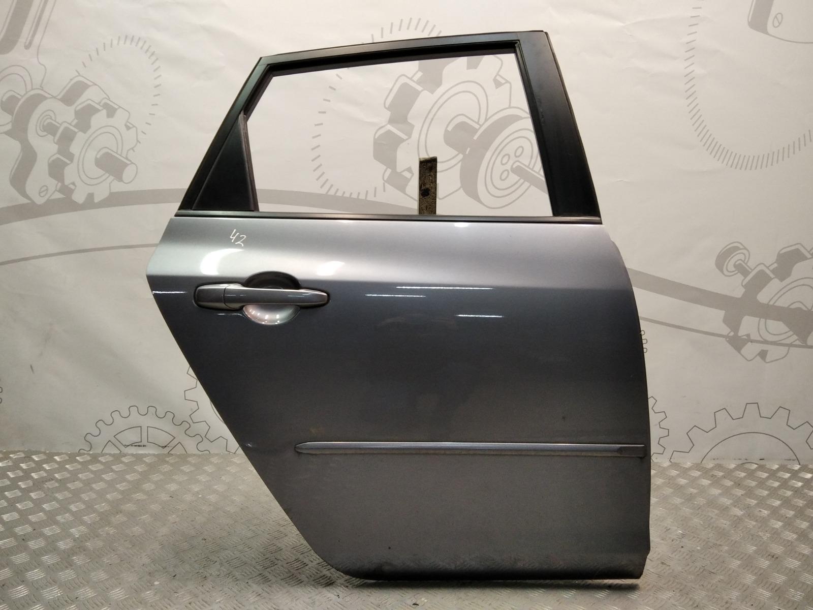 Дверь задняя правая Mazda 3 BK 1.6 TD 2006 (б/у)