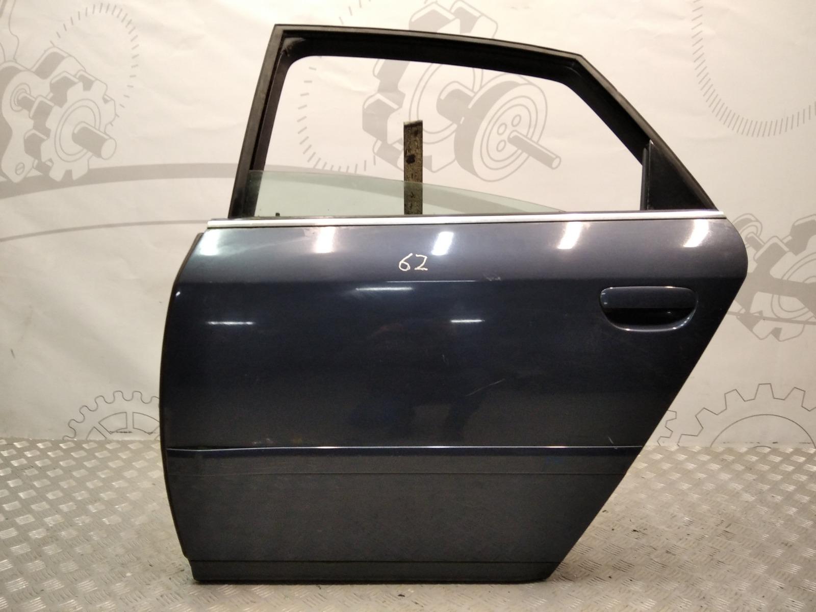 Дверь задняя левая Audi A6 C5 2.4 I 2002 (б/у)