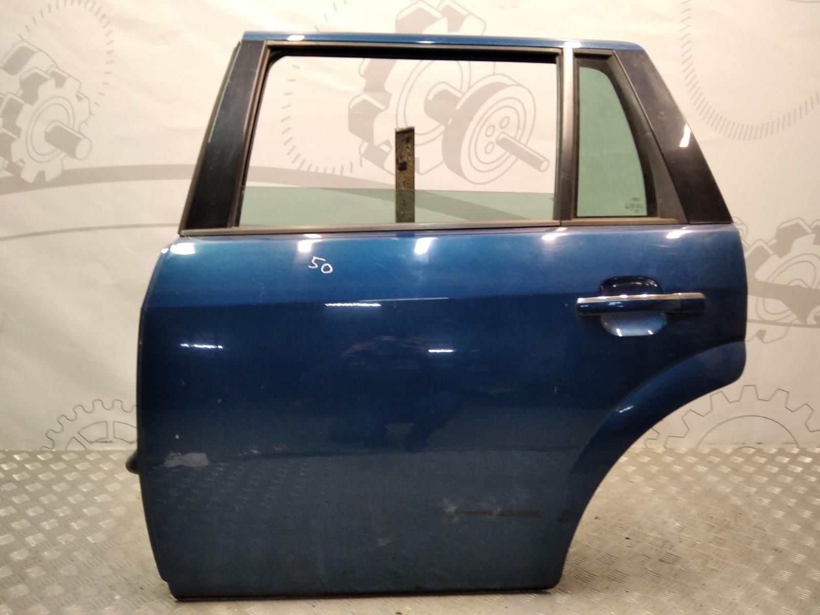 Дверь задняя левая Ford Mondeo 2.0 TDCI 2006 (б/у)
