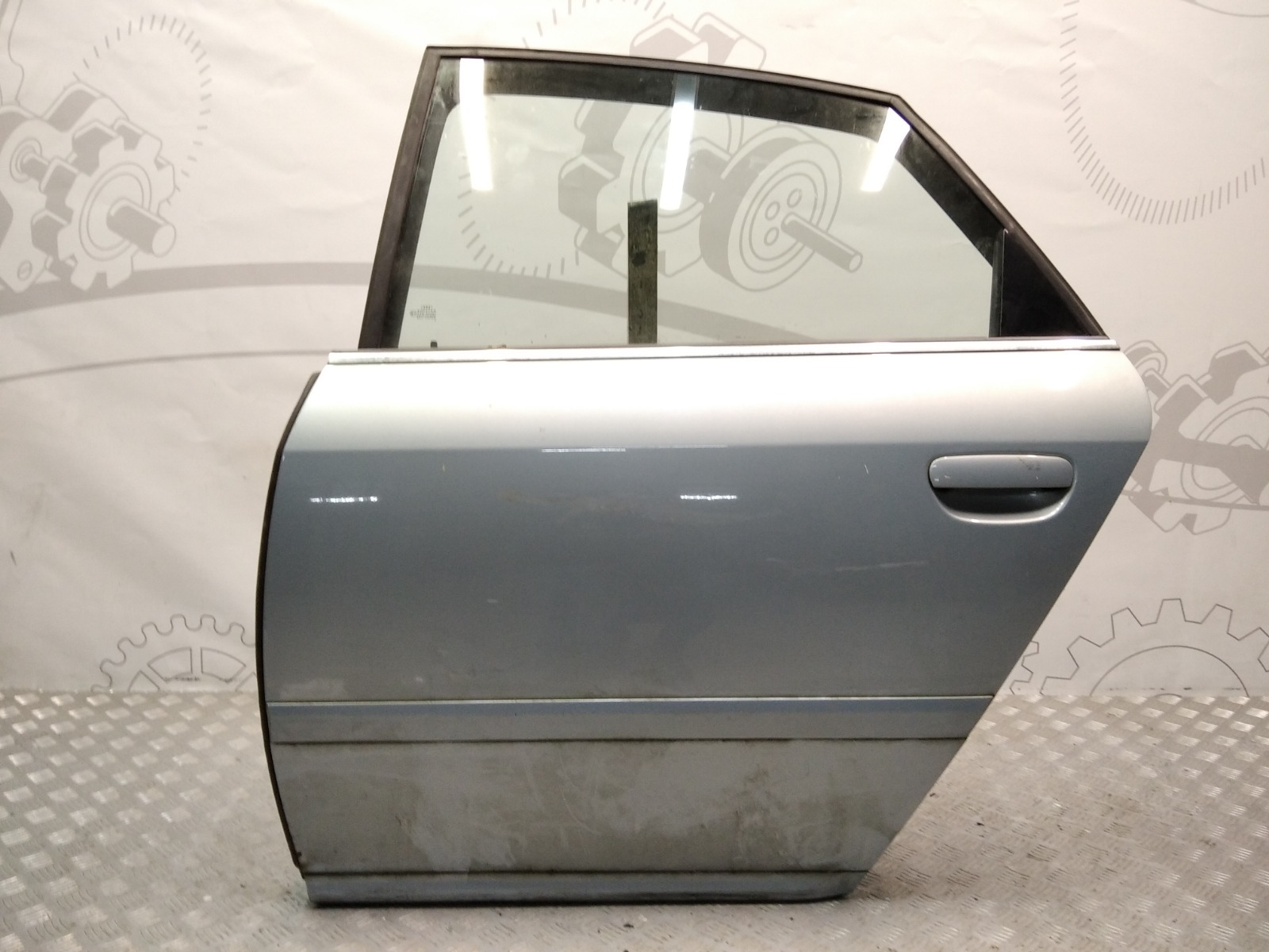 Дверь задняя левая Audi A6 C5 1.8 TI 2002 (б/у)