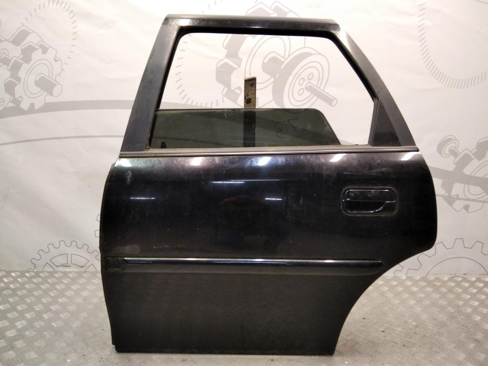 Дверь задняя левая Opel Vectra B 1.8 I 2002 (б/у)