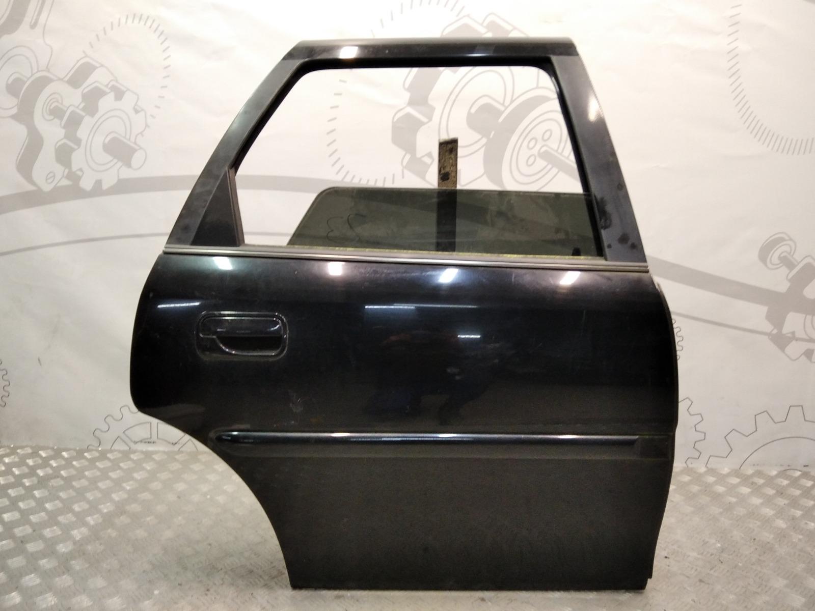 Дверь задняя правая Opel Vectra B 1.8 I 2002 (б/у)