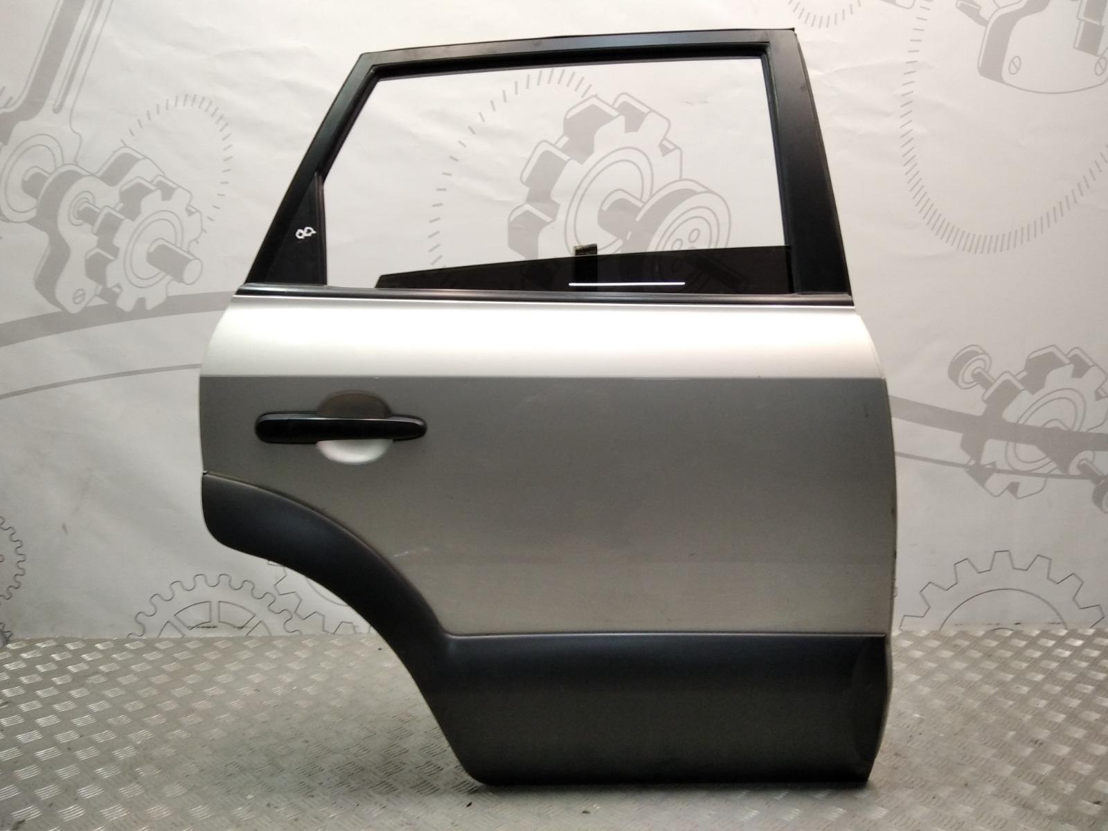 Дверь задняя правая Hyundai Tucson 2.0 I 2006 (б/у)