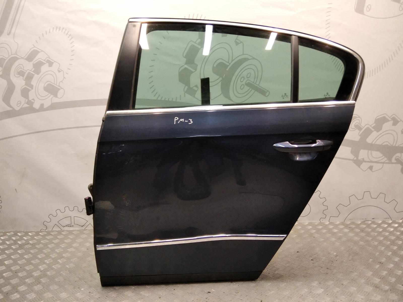 Дверь задняя левая Volkswagen Passat B6 2.0 TDI 2007 (б/у)