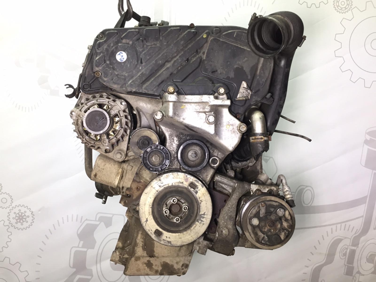 Двигатель Saab 9-3 1.9 TID 2005 (б/у)