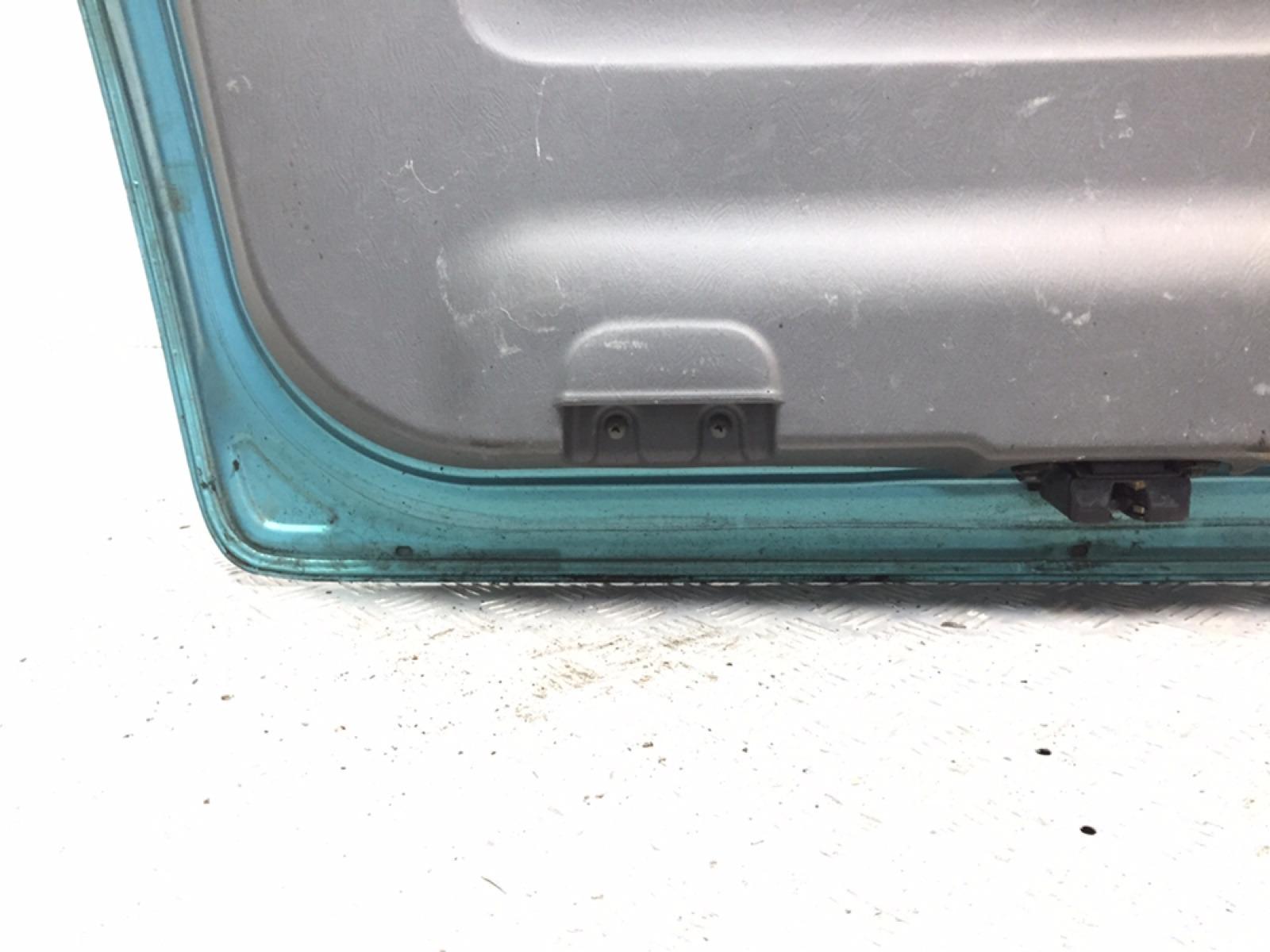 Крышка багажника (дверь 3-5) Suzuki Wagon R 1.3 I 2001 (б/у)