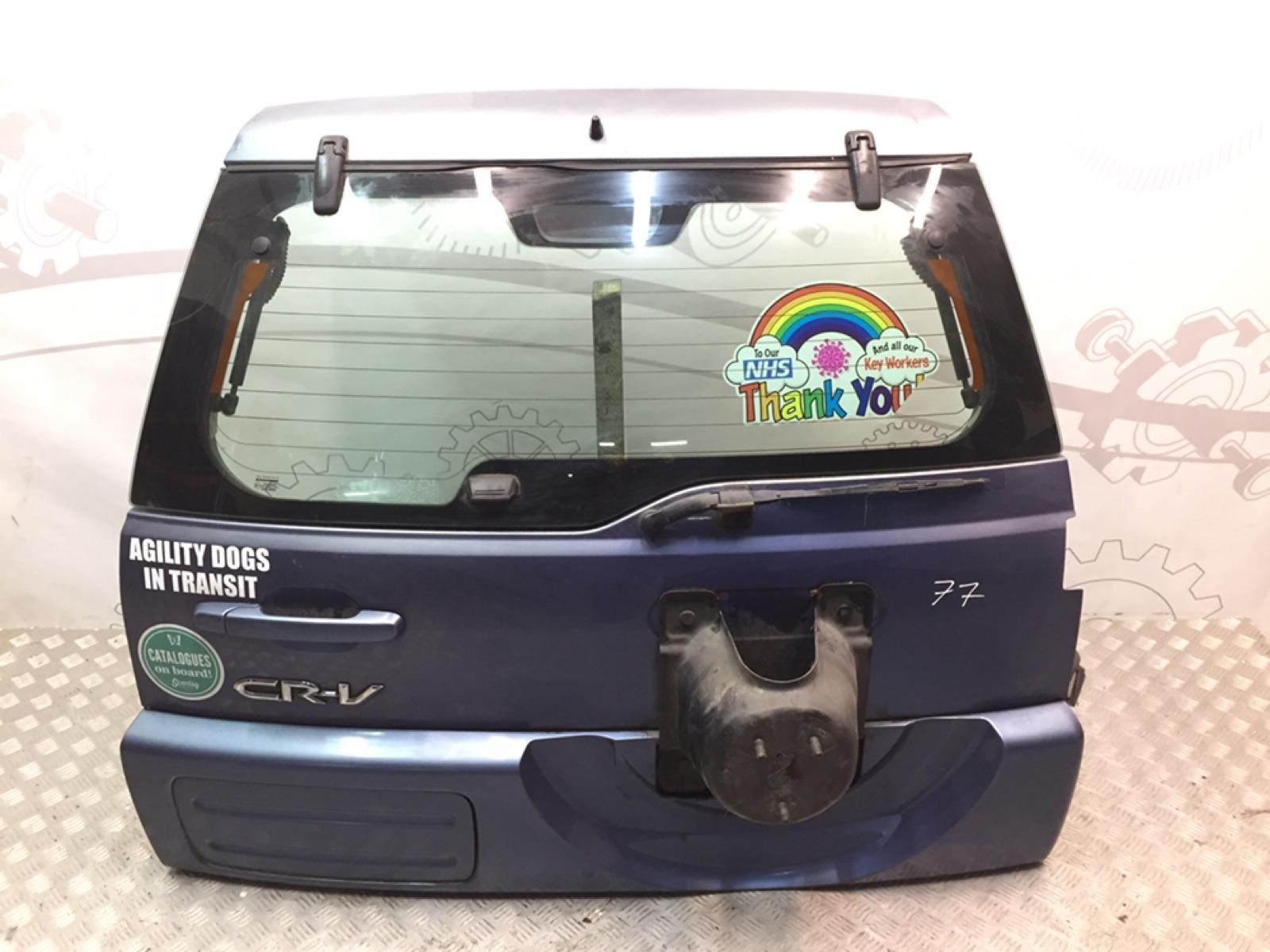 Крышка багажника (дверь 3-5) Honda Cr-V 2.0 I 2002 (б/у)