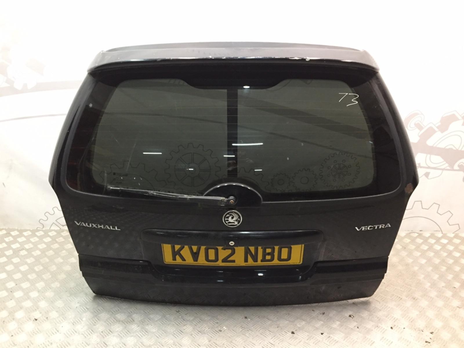 Крышка багажника (дверь 3-5) Opel Vectra B 1.8 I 2002 (б/у)