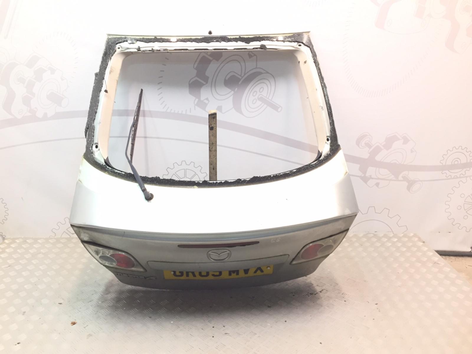 Крышка багажника (дверь 3-5) Mazda 6 1.8 I 2005 (б/у)