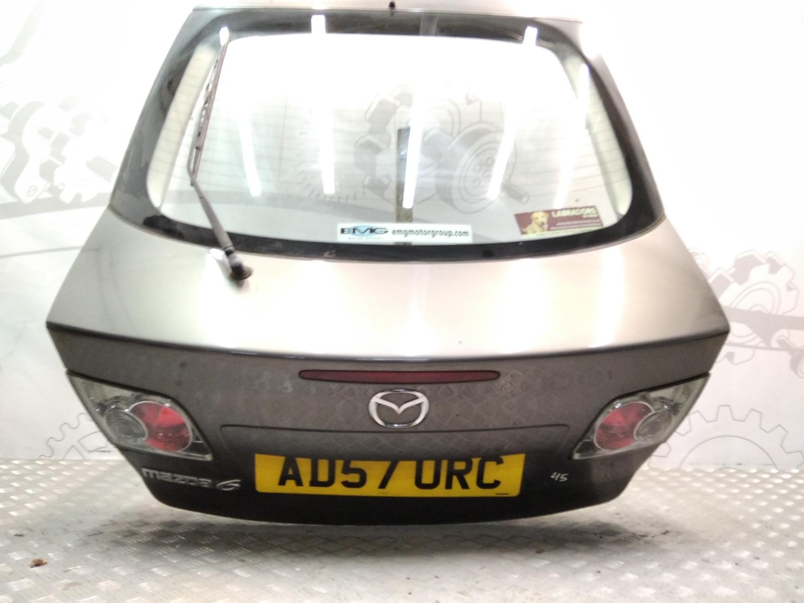 Крышка багажника (дверь 3-5) Mazda 6 1.8 I 2007 (б/у)