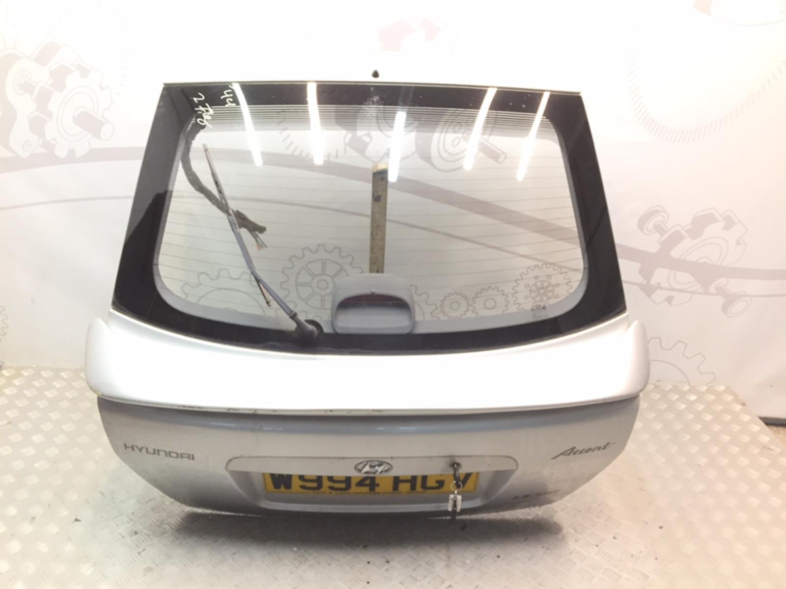 Крышка багажника (дверь 3-5) Hyundai Accent LC 1.5 I 2000 (б/у)