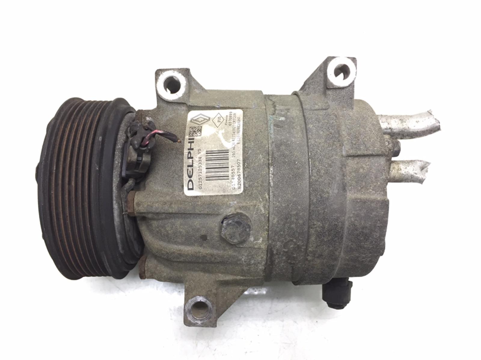 Компрессор кондиционера Renault Laguna 1.9 DCI 2007 (б/у)