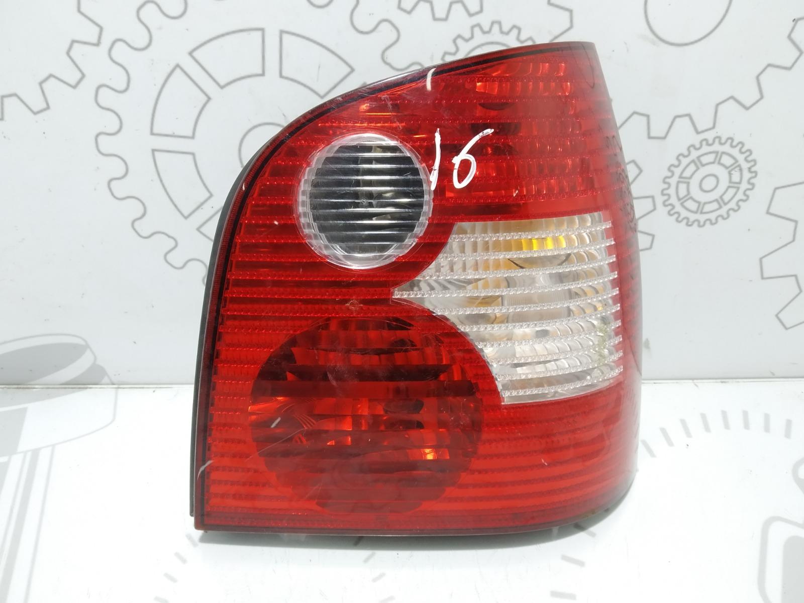 Фонарь задний правый Volkswagen Polo 1.2 I 2003 (б/у)