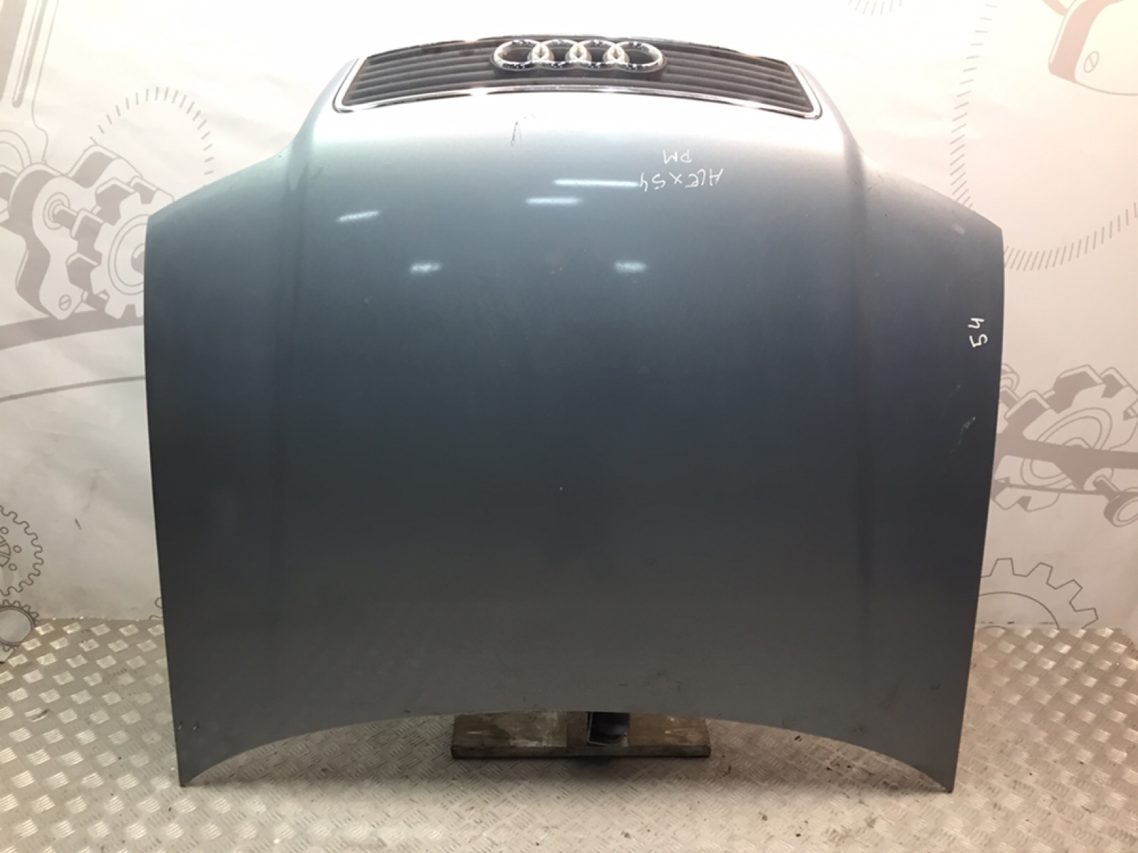 Капот Audi A6 C5 1.8 TI 2002 (б/у)