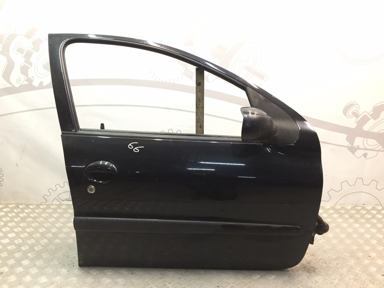 Дверь передняя правая Peugeot 206 1.4 I 2003 (б/у)