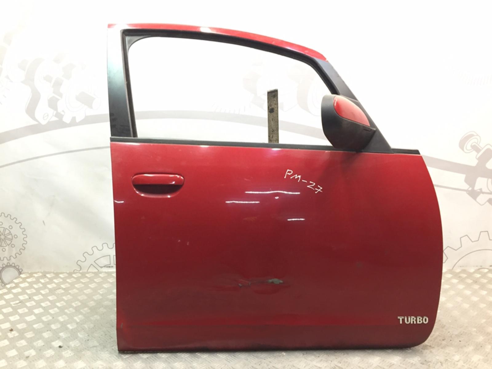 Дверь передняя правая Mitsubishi Colt 1.5 I 2010 (б/у)