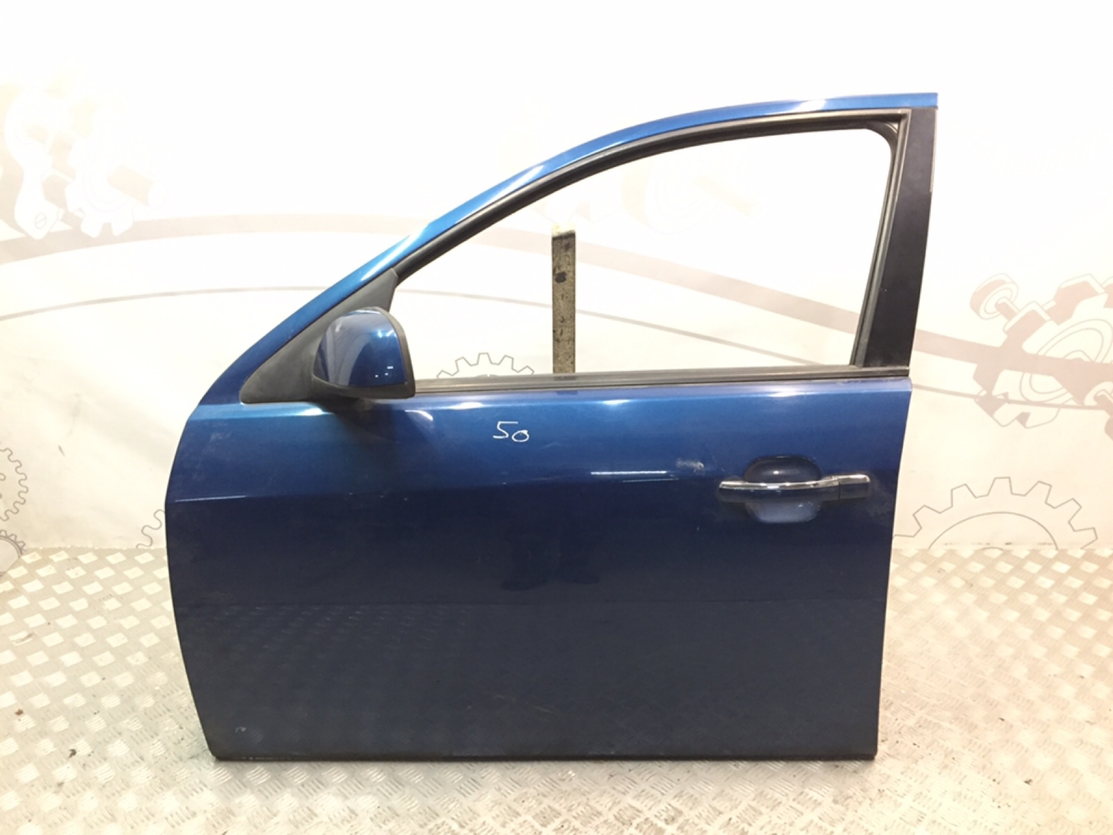 Дверь передняя левая Ford Mondeo 2.0 TDCI 2006 (б/у)