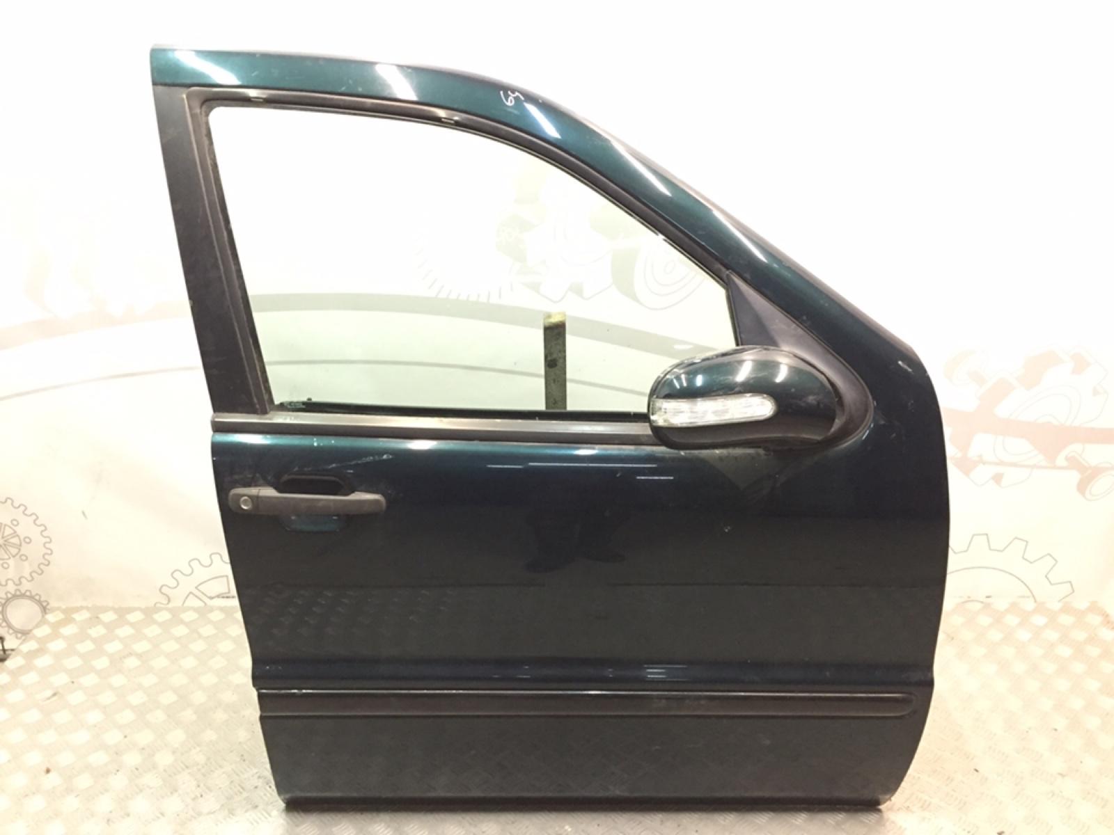 Дверь передняя правая Mercedes Ml W163 2.7 CRDI 2001 (б/у)