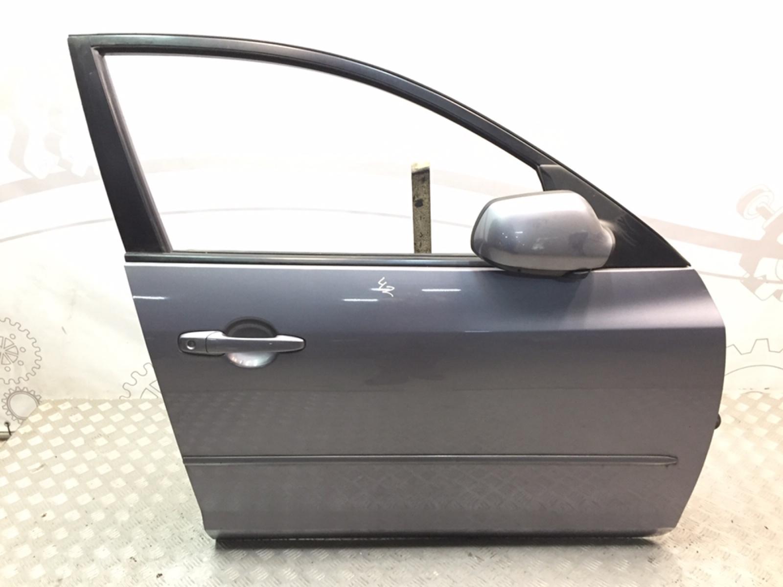 Дверь передняя правая Mazda 3 BK 1.6 TD 2006 (б/у)