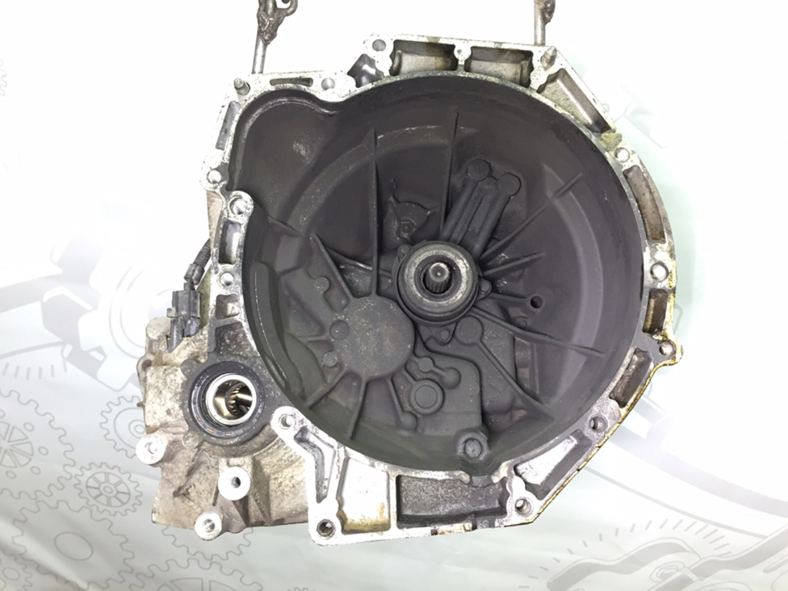 Кпп механическая (мкпп) Ford Focus 1.8 I 2001 (б/у)