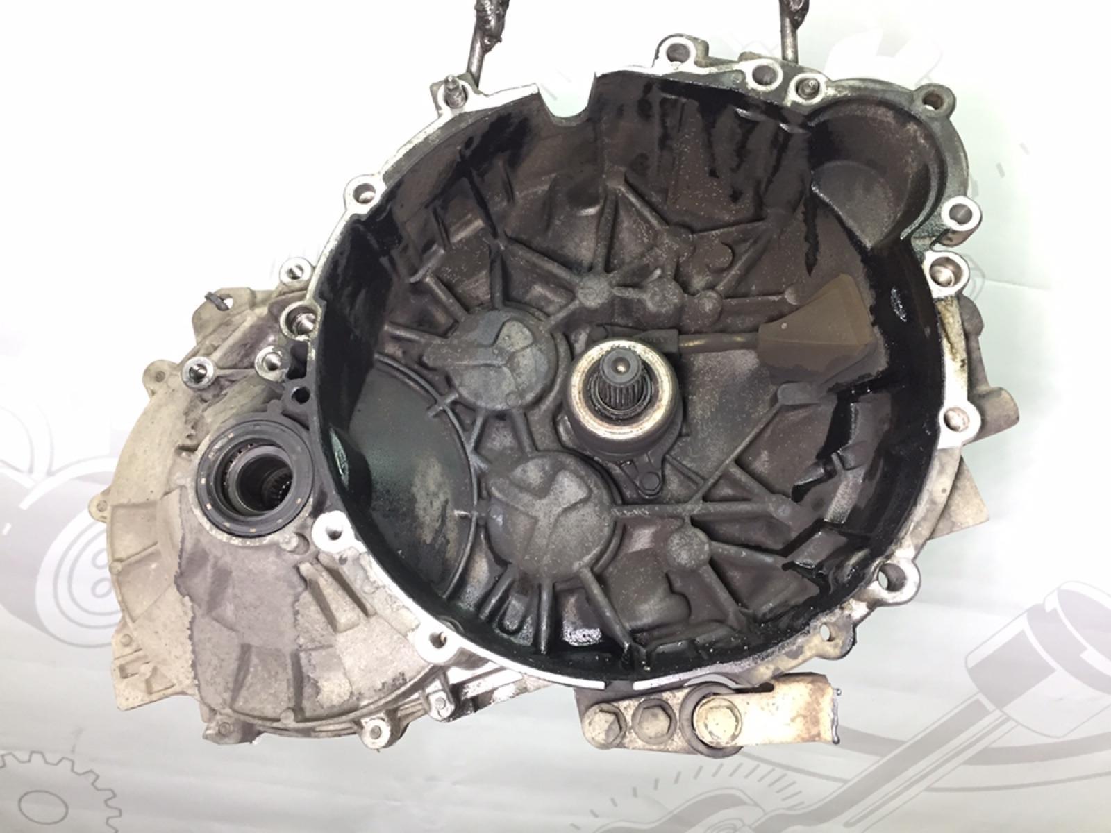 Кпп механическая (мкпп) Volvo V70 2.4 D5 2001 (б/у)