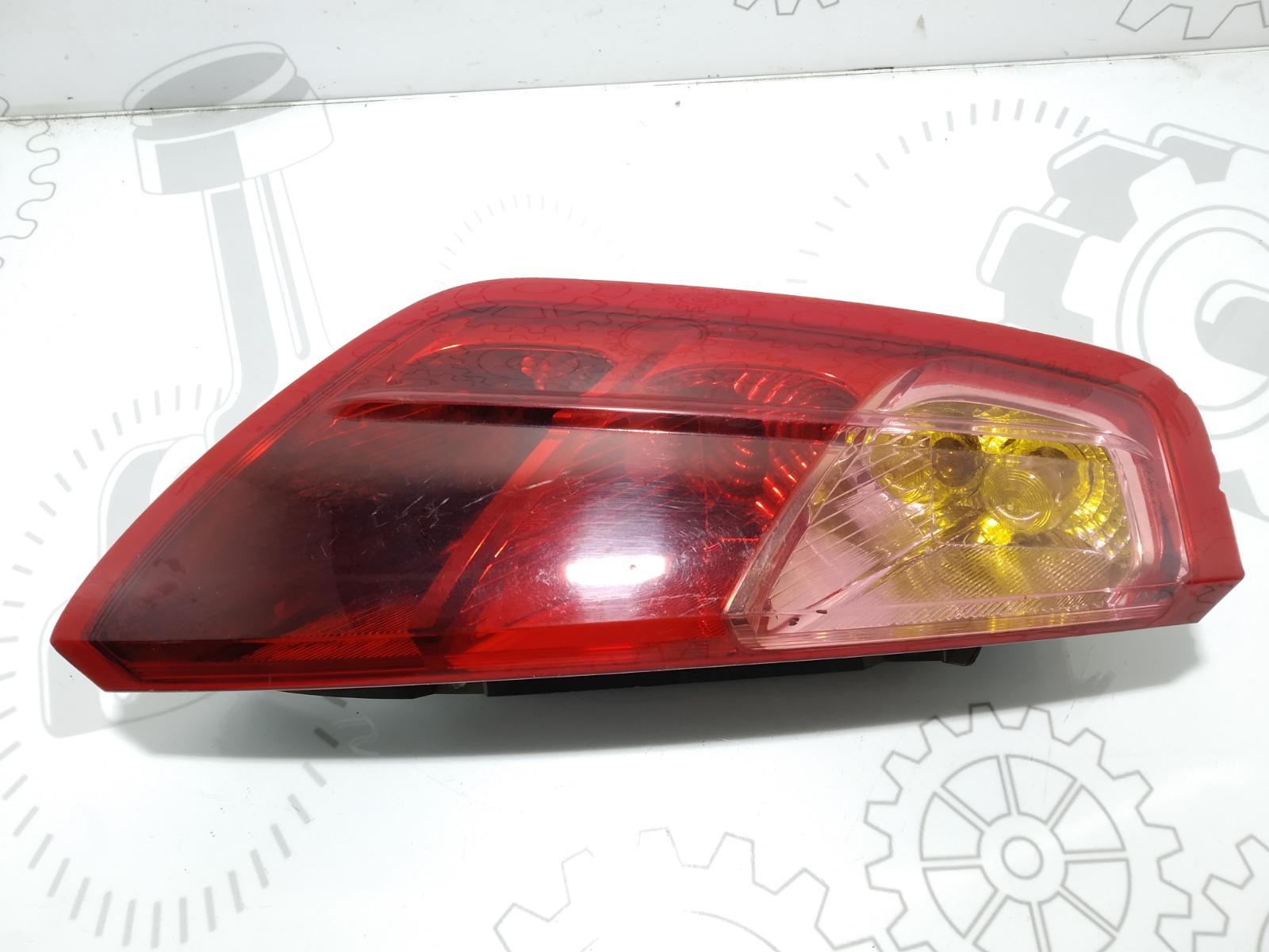 Фонарь задний левый Fiat Grande Punto 1.4 I 2007 (б/у)