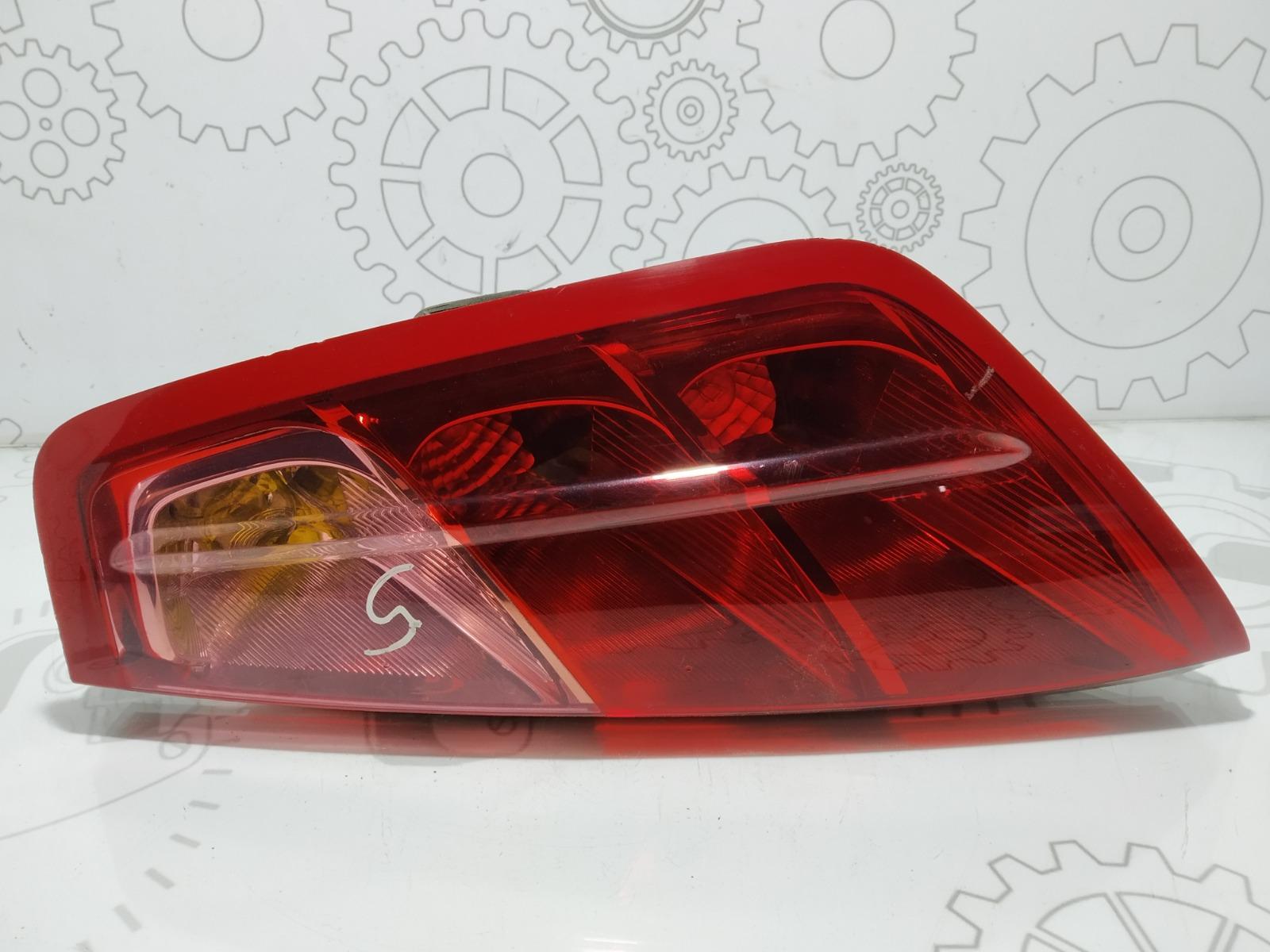 Фонарь задний правый Fiat Grande Punto 1.4 I 2007 (б/у)