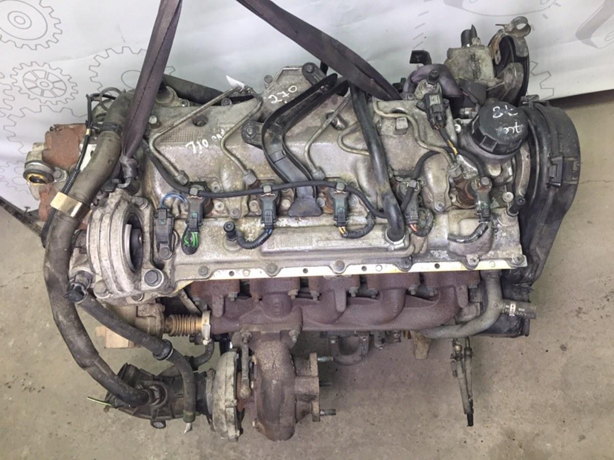Двигатель дизельный Volvo V70 2.4 D5 2001 (б/у)