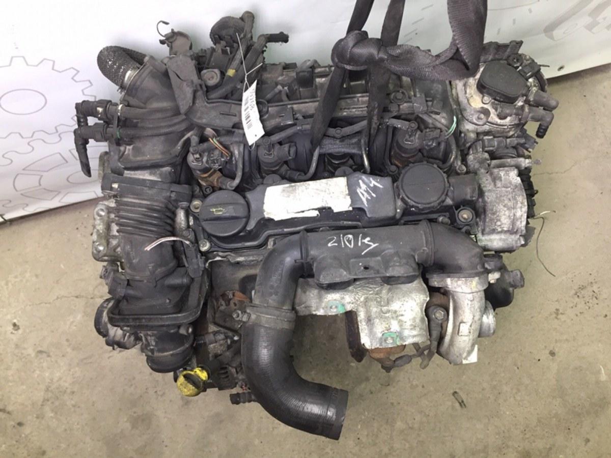 Двигатель дизельный Ford Focus 1.6 TDCI 2007 (б/у)