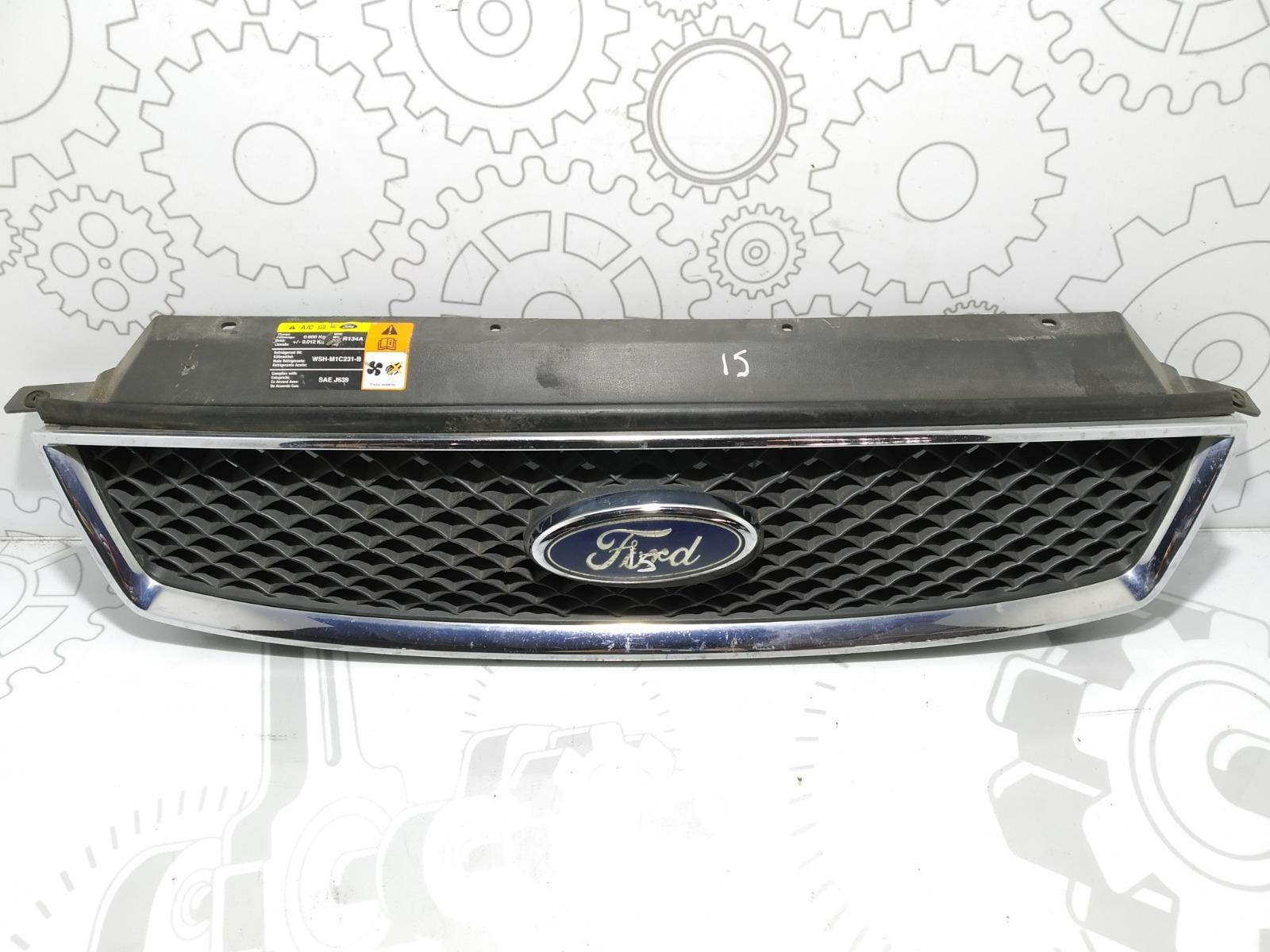 Решетка радиатора Ford C-Max 1.6 I 2005 (б/у)