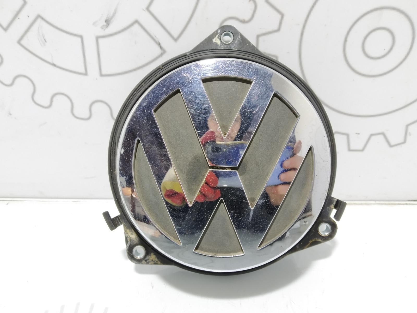 Ручка крышки багажника Volkswagen Passat B6 2.0 TDI 2009 (б/у)