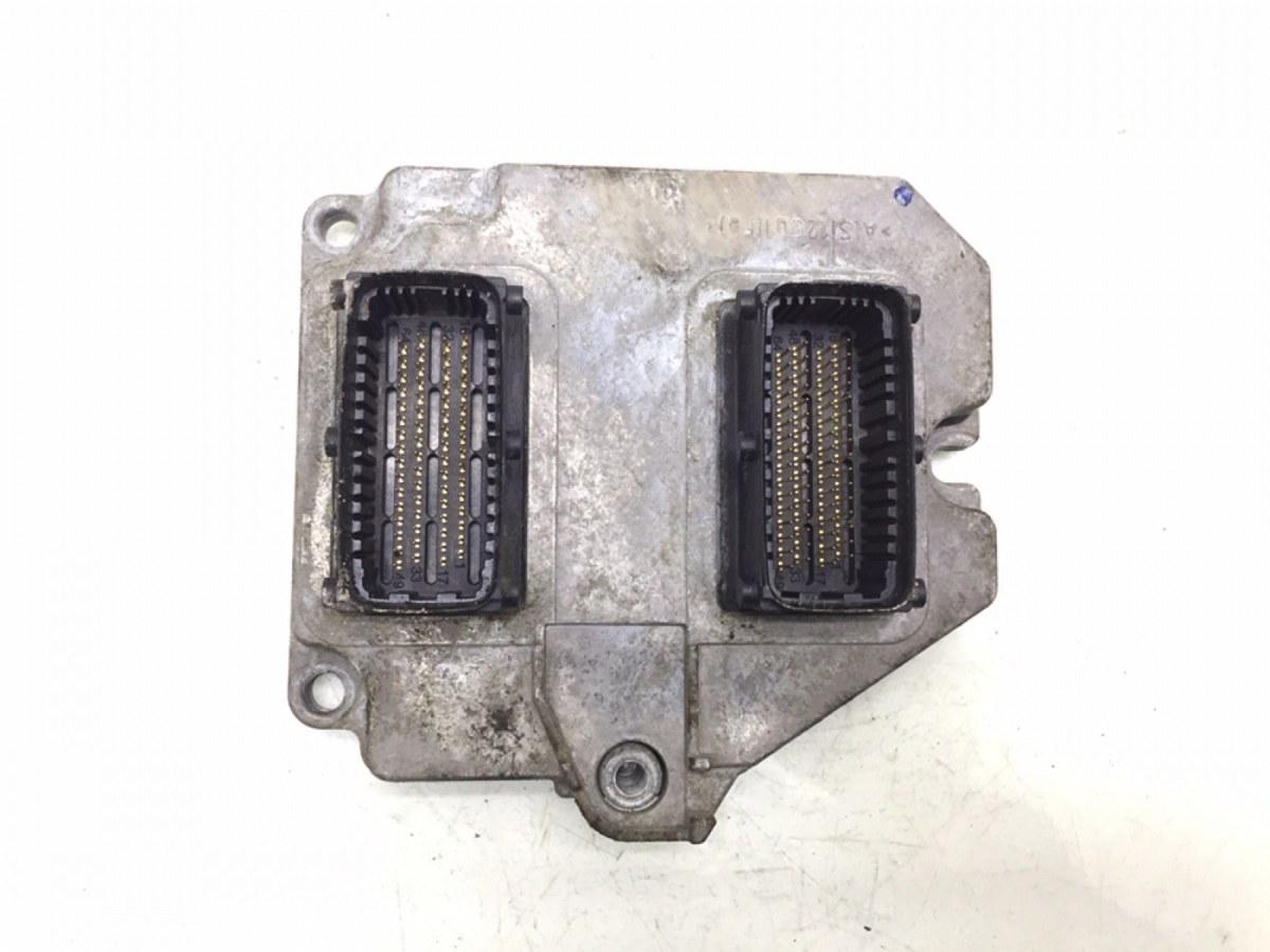 Блок управления двигателем Opel Astra H 1.8 I 2006 (б/у)
