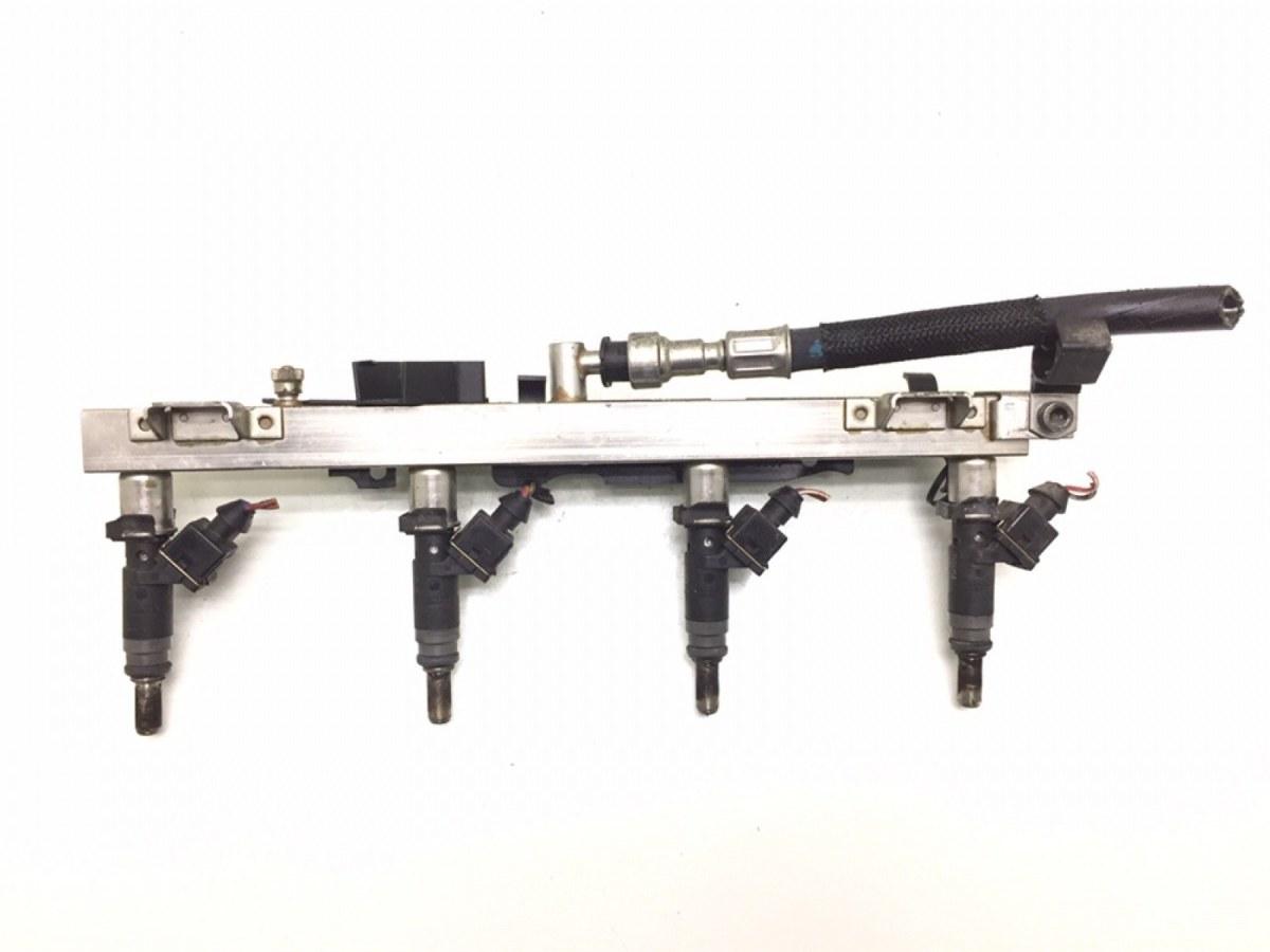 Топливная рампа Bmw 3 E46 2.0 I 2001 (б/у)