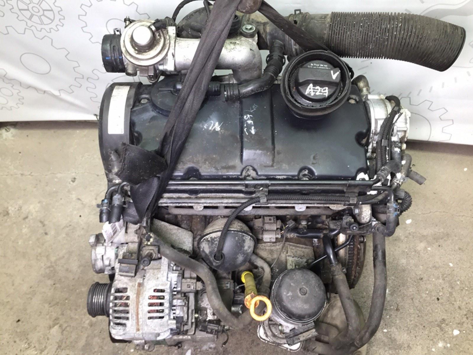 Двигатель дизельный Volkswagen Bora 1.9 TDI 2001 (б/у)