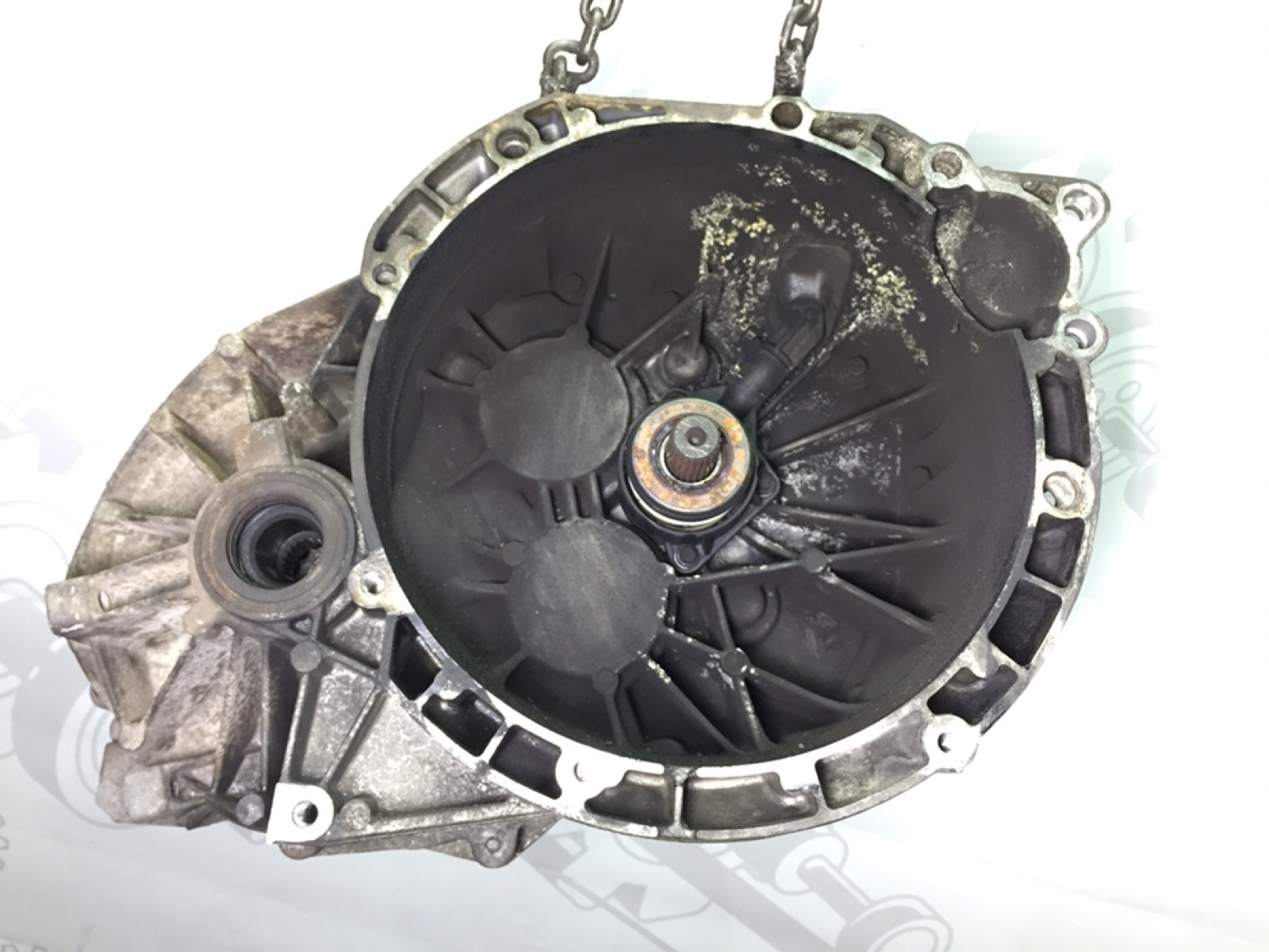 Кпп механическая (мкпп) Volvo V50 2.0 TD 2005 (б/у)