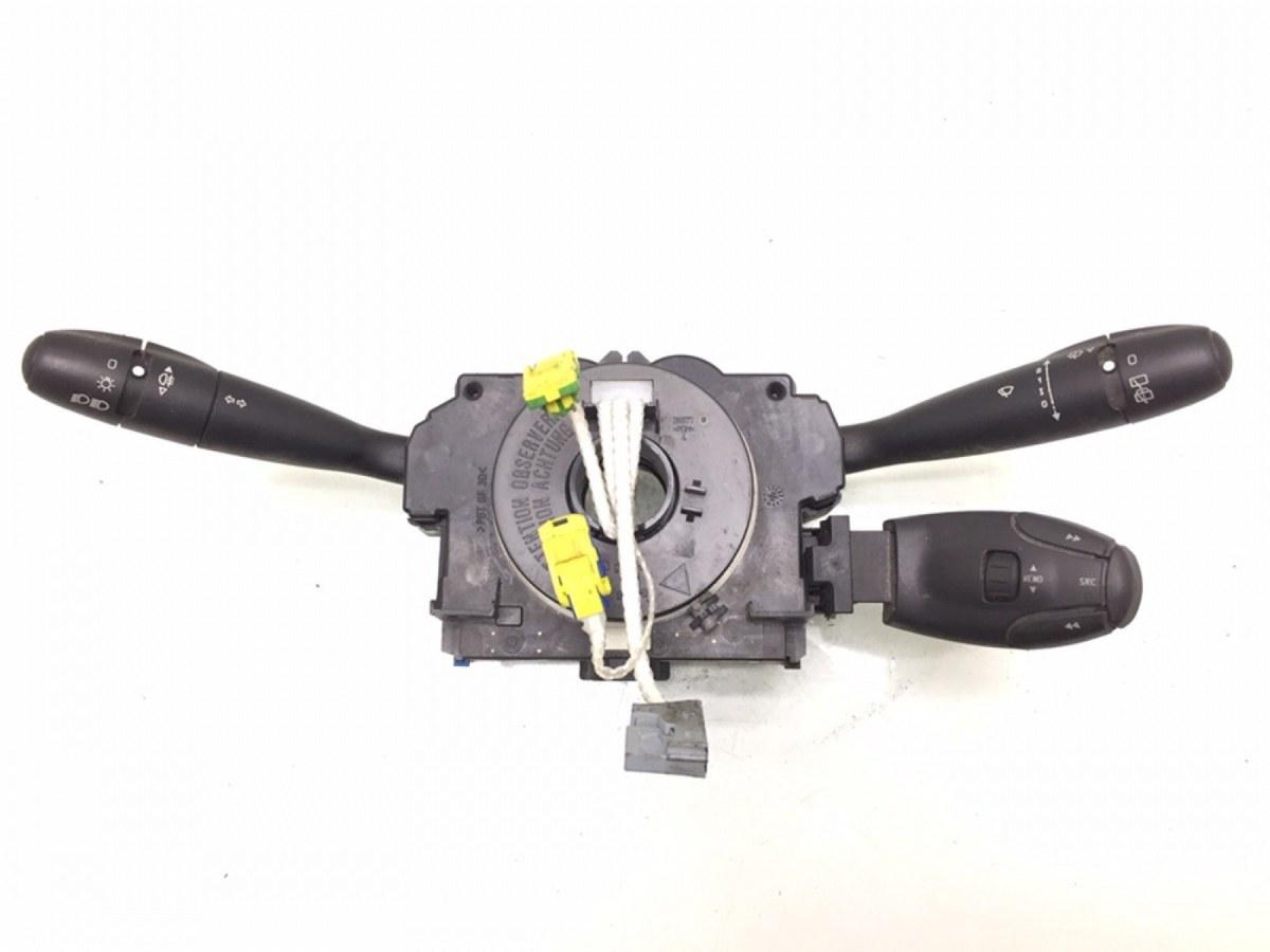 Переключатель подрулевой (стрекоза) Peugeot 307 1.4 HDI 2003 (б/у)