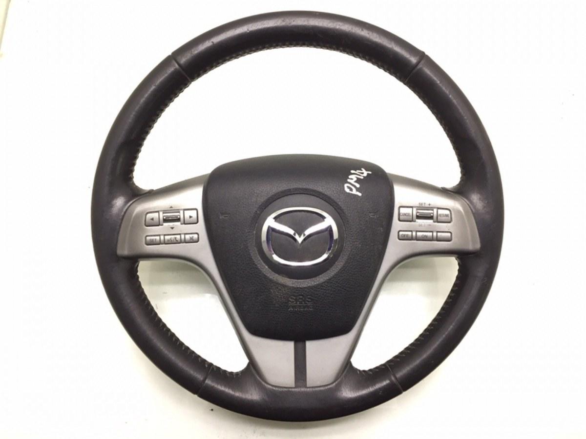 Руль Mazda 6 2.2 CDTI 2009 (б/у)