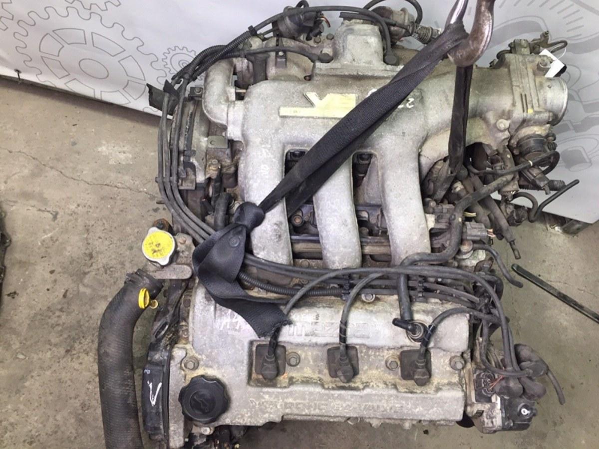 Двигатель бензиновый Mazda Xedos 6 2.0 I 1999 (б/у)