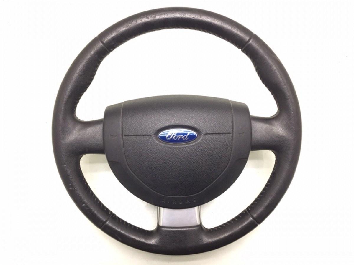 Руль Ford Fiesta 1.4 TDCI 2007 (б/у)