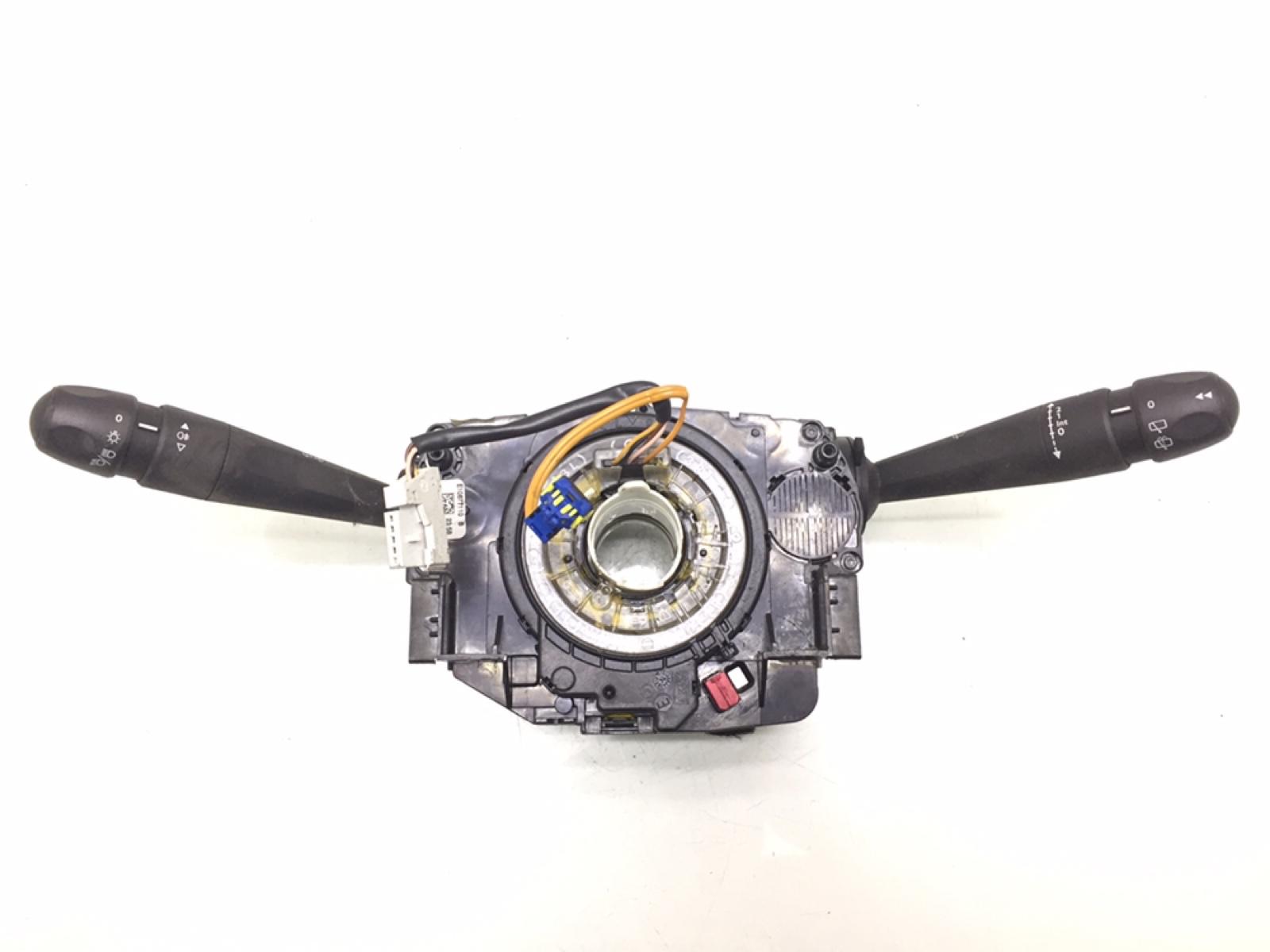 Переключатель подрулевой (стрекоза) Citroen C4 Grand Picasso 1.6 HDI 2014 (б/у)