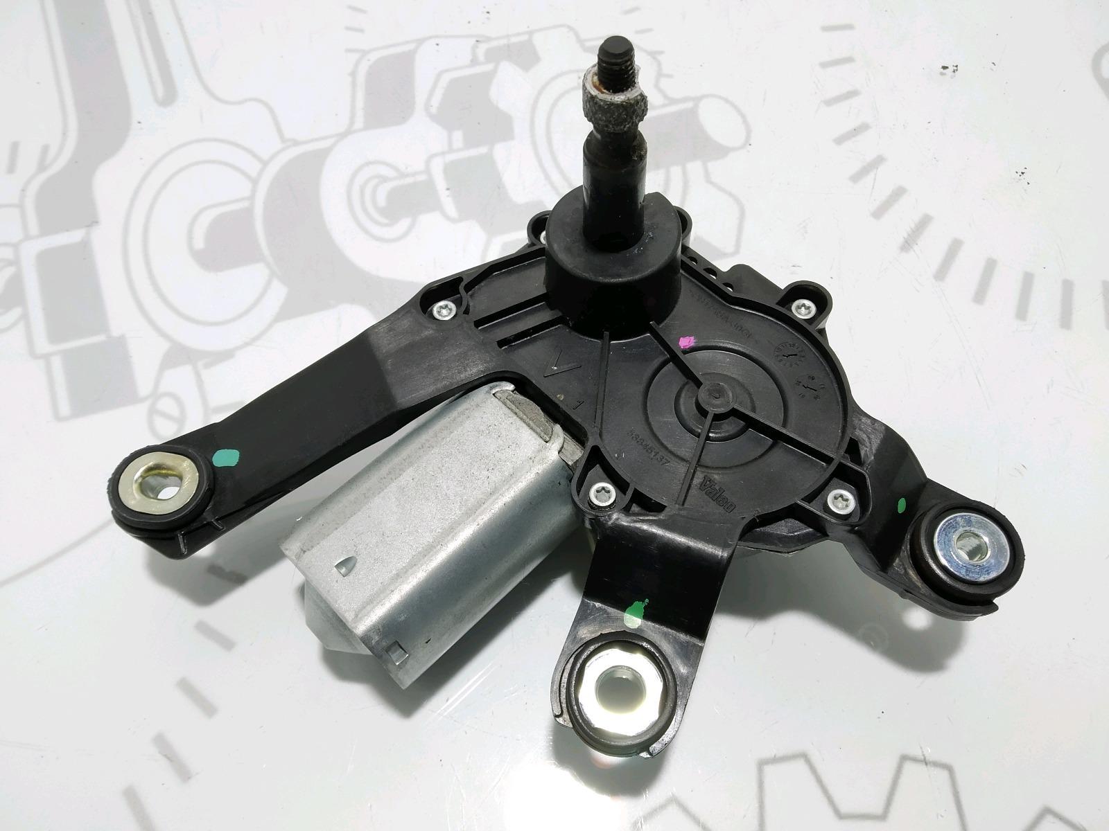 Моторчик заднего стеклоочистителя (дворника) Citroen C8 2.0 I 2008 (б/у)