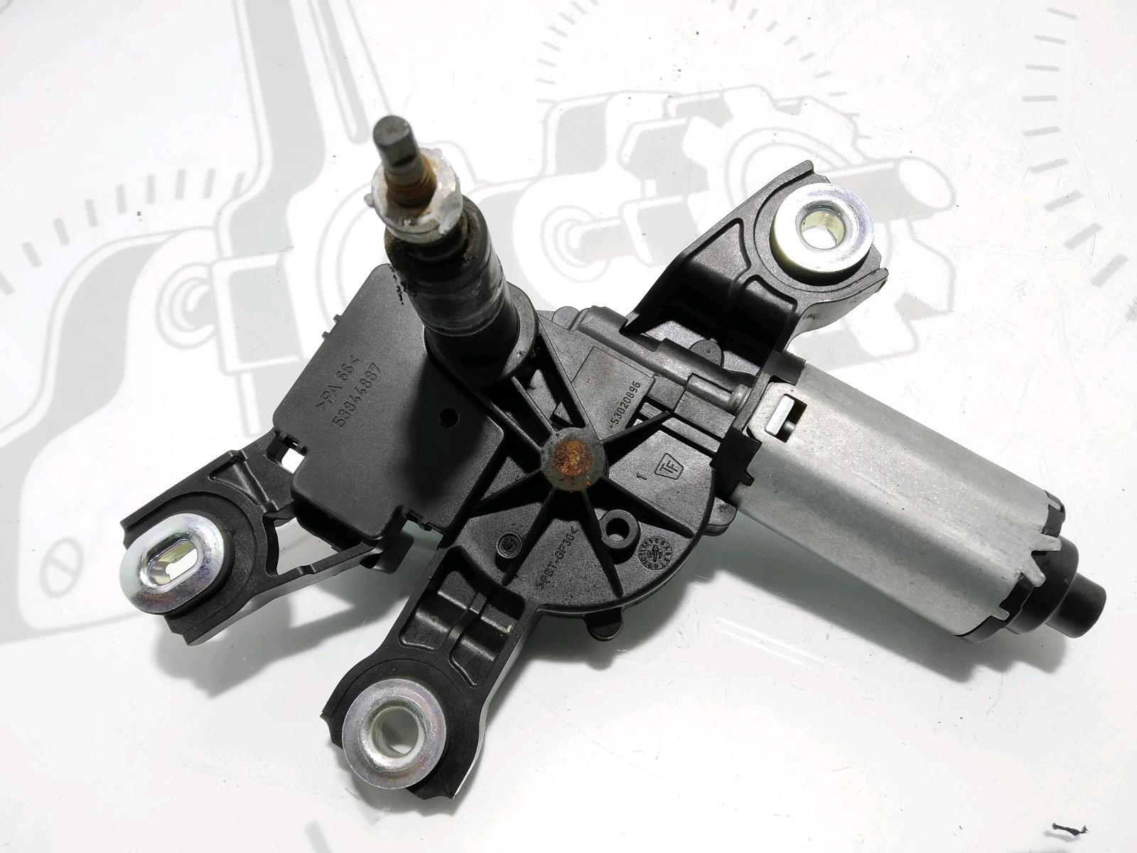 Моторчик заднего стеклоочистителя (дворника) Volkswagen Passat B6 2.0 TDI 2007 (б/у)