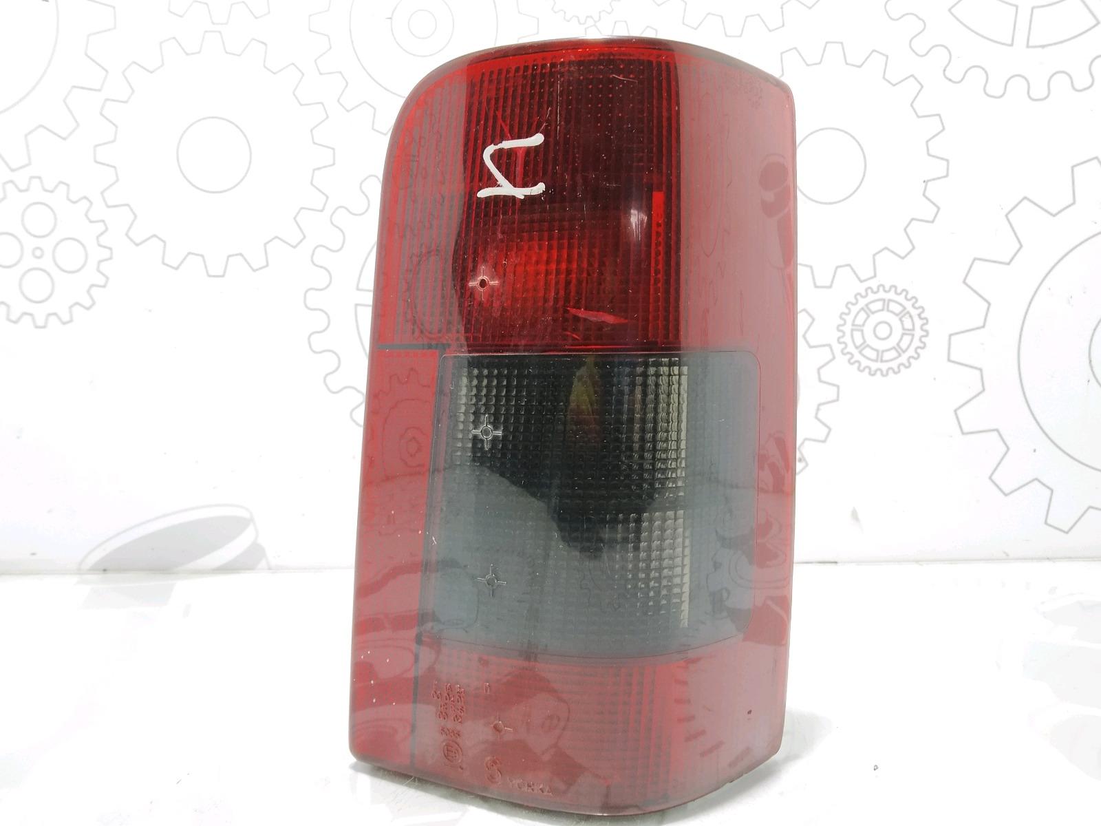 Фонарь задний правый Peugeot Partner 1.9 D 2002 (б/у)
