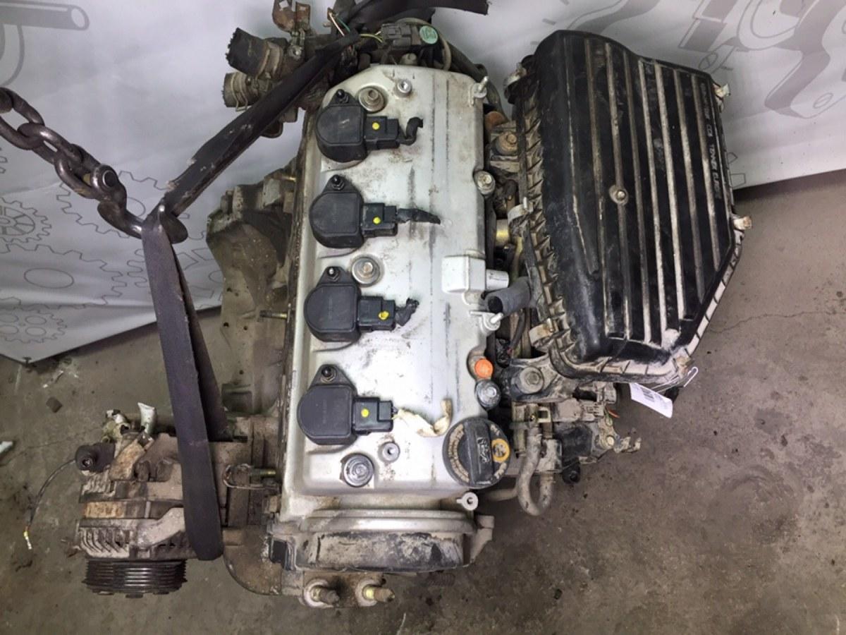 Двигатель бензиновый Honda Civic 1.6 I 2001 (б/у)