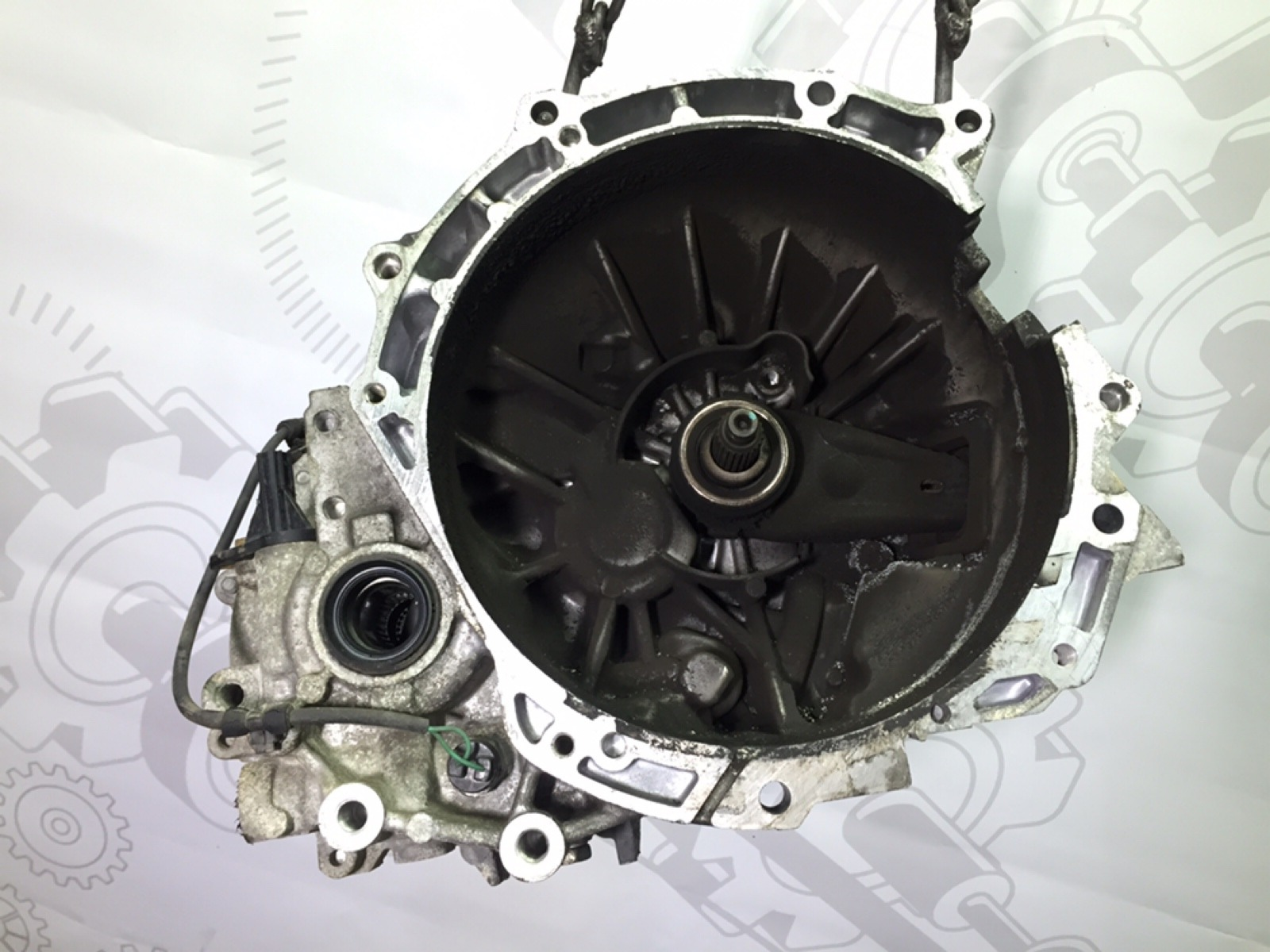 Кпп механическая (мкпп) Mazda 6 1.8 I 2007 (б/у)